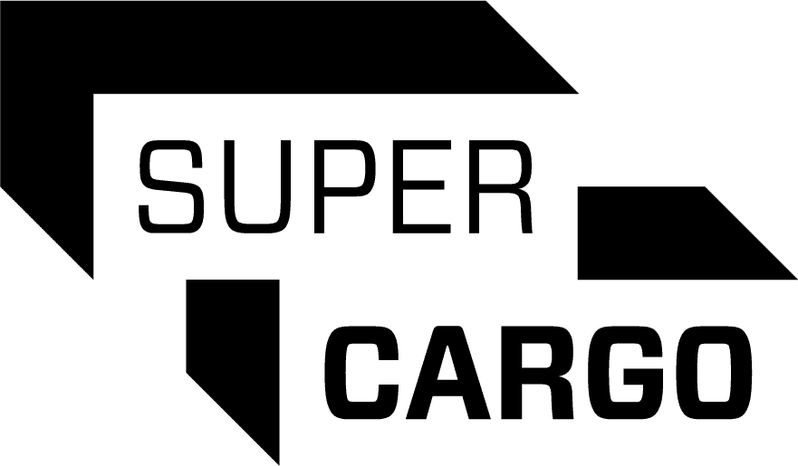 Supercargo - Logo Noir transparent