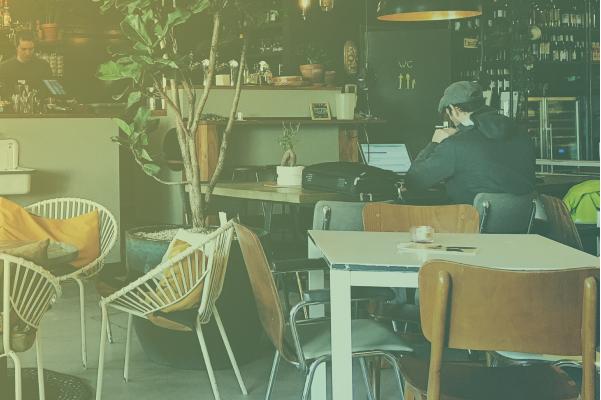 SuperCargo - Coworking Café