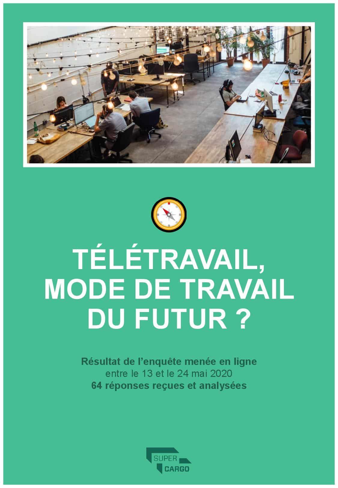 Télétravail, mode de travail du futur ?