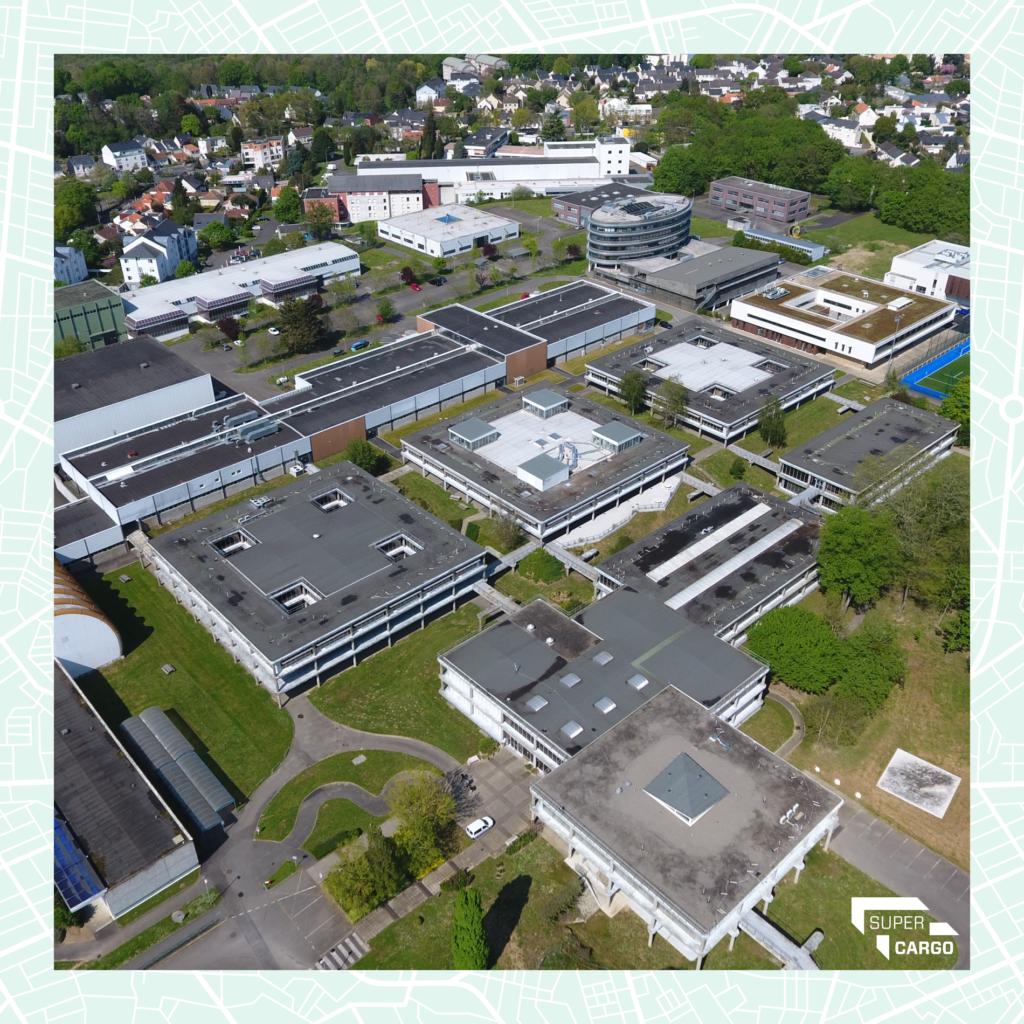 SuperCargo - Incubateur Centrale-Audencia-Ensa Nantes